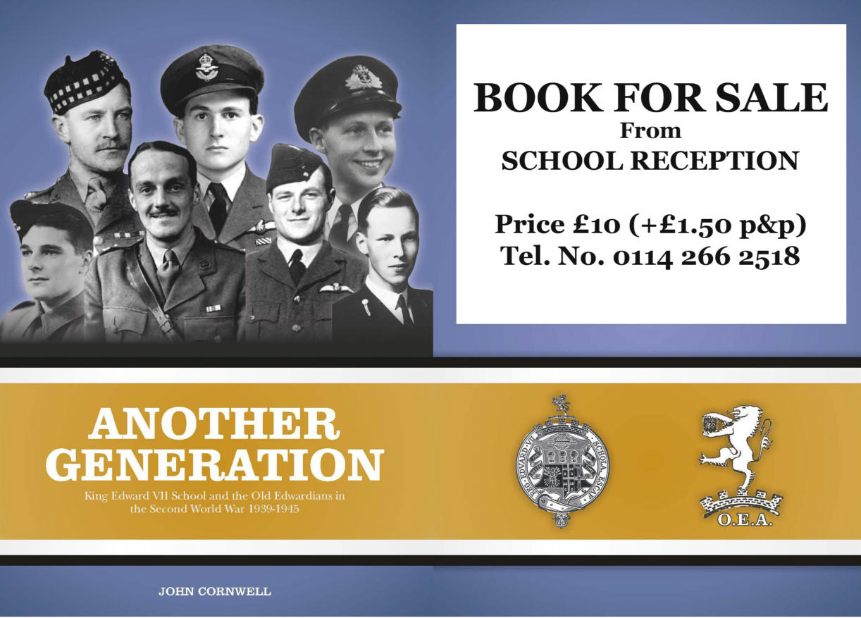 new book on king edward vii school and ww2 following the success of the book about king edward vii school and the old edwardians in world war one entitled hear their footsteps the author